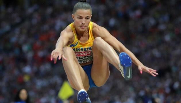 Легкая атлетика: Марина Бех завоевала серебряную медаль на чемпионате Европы