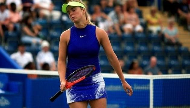 Світоліна програла Стівенс у півфіналі турніру WTA у Монреалі