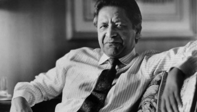У Лондоні помер нобелівський лауреат з літератури
