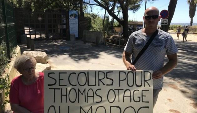 Макрон встретился с матерью француза, осужденного в Марокко за терроризм