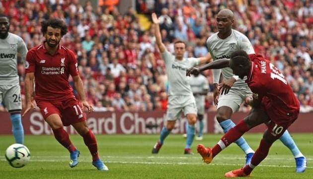 «Вест Хэм» Ярмоленко начал сезон с поражения от «Ливерпуля»
