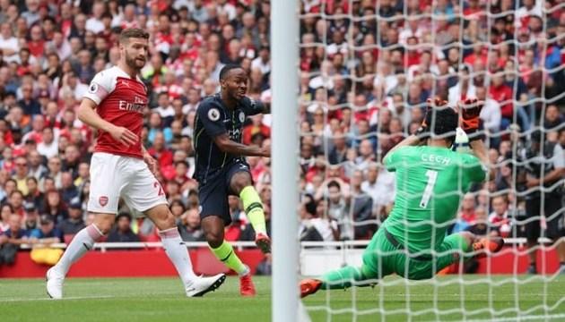 АПЛ: «Манчестер Сіті» впевнено обіграв «Арсенал»
