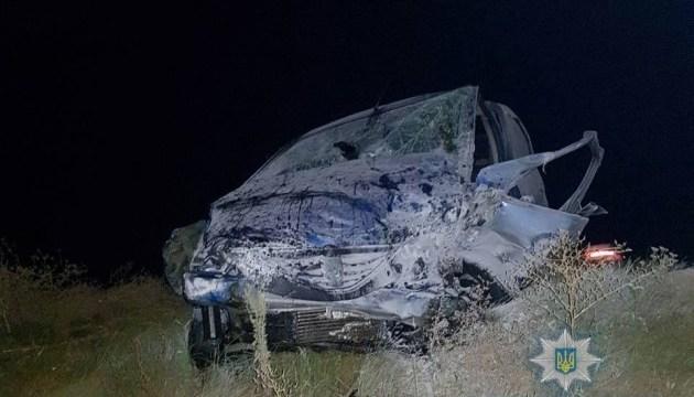 В Киевской области в результате ДТП погибли трое людей, еще трое травмированы