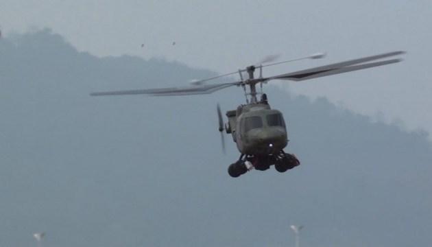 В Таджикистане врезался в гору вертолет с альпинистами