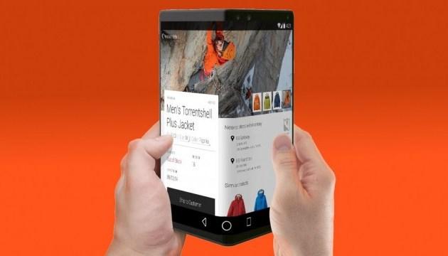 Samsung збирається випустити перший у світі гнучкий смартфон