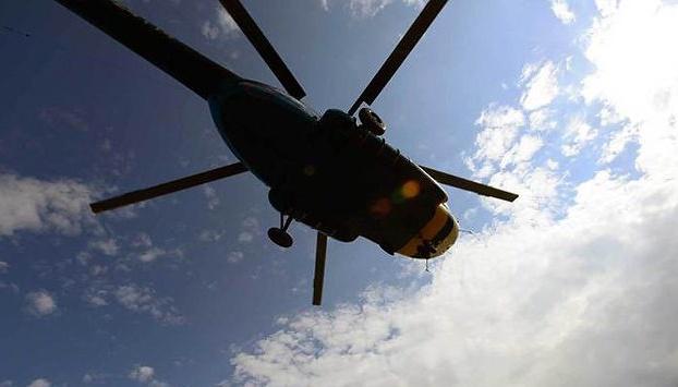 Аварія вертольота в Таджикистані: вижили всі альпіністи