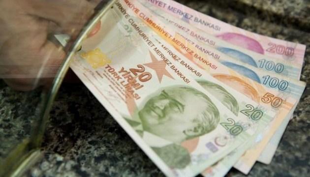 Інфляція у Туреччині досягла рівня 15%