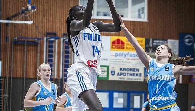 Жіноча збірна України U-18 фінішувала 8-ю на чемпіонаті Європи з баскетболу