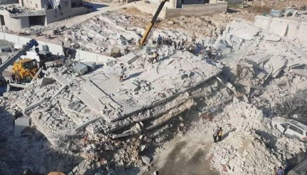 Кількість жертв вибуху на складі озброєнь у Сирії зросла до 69 — AFP