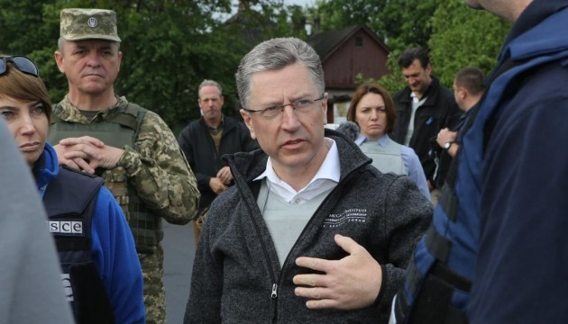 Volker: We have information on size of Russian army in Donbas