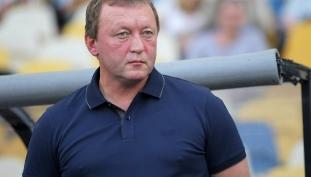 Шарана визнали кращим тренер 4-го туру чемпіонату України з футболу