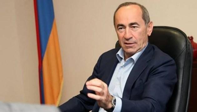 Екс-президент Вірменії має намір брати участь у дострокових парламентських виборах