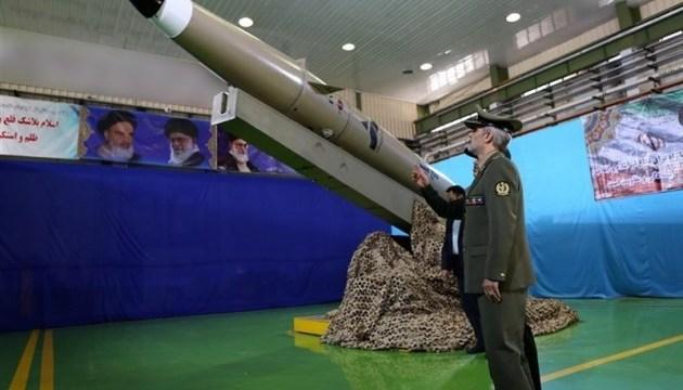 Іран показав балістичну ракету нового покоління Fateh