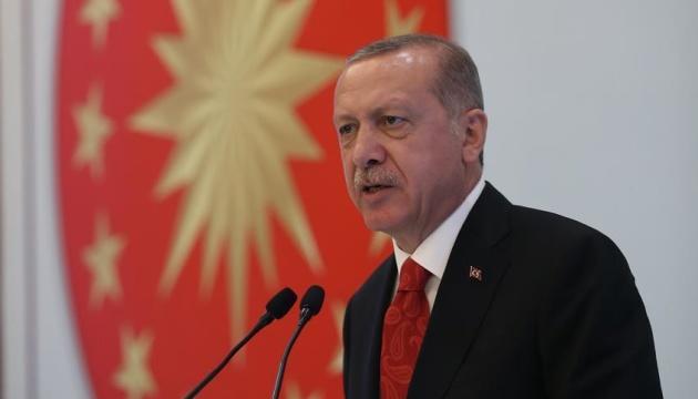Ердоган заявив про затримання дружини та родичів Багдаді