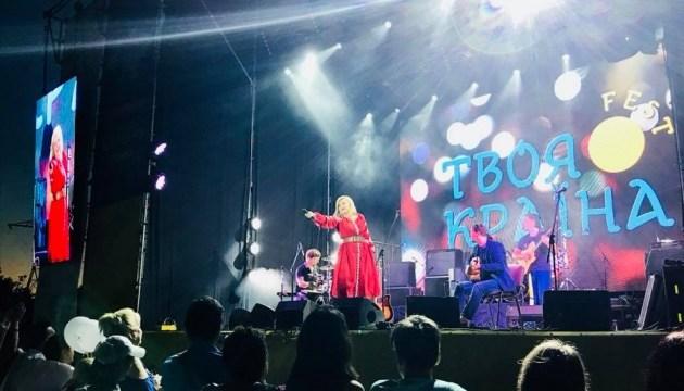 Мандри, Тартак, Бурмака: в Ізмаїлі відбувся фестиваль