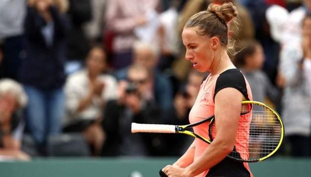 Теніс: Кузнєцова стане суперницею Світоліної в Цинциннаті
