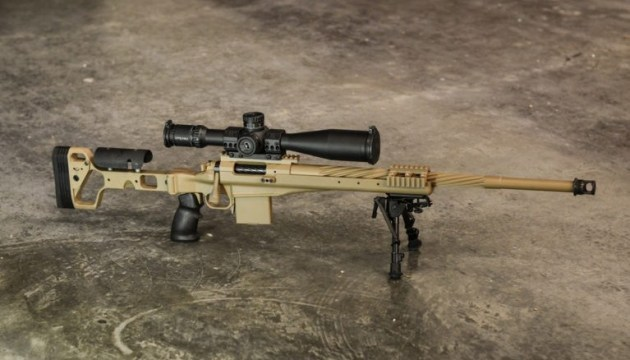Canadian company to deliver sniper rifles to Ukraine's military