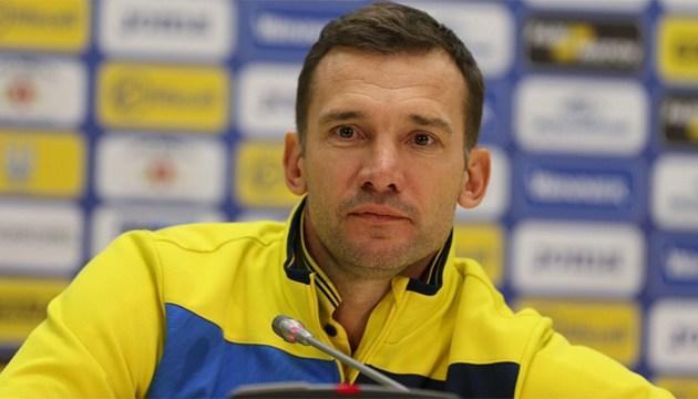 Наставник збірної України з футболу відвідає матч