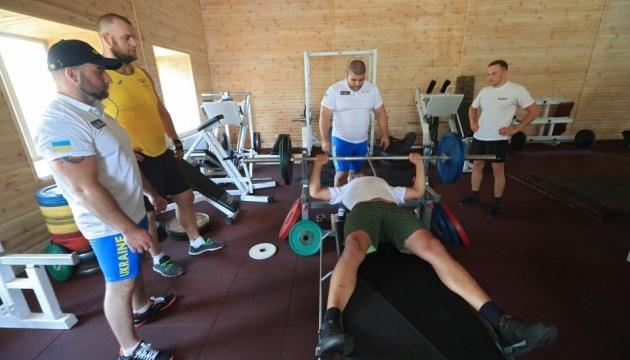 У Києві відбулося відкрите тренування збірної України