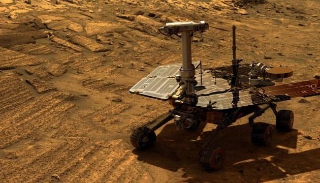 NASA шукає Марсохід Opportunity після пилової бурі