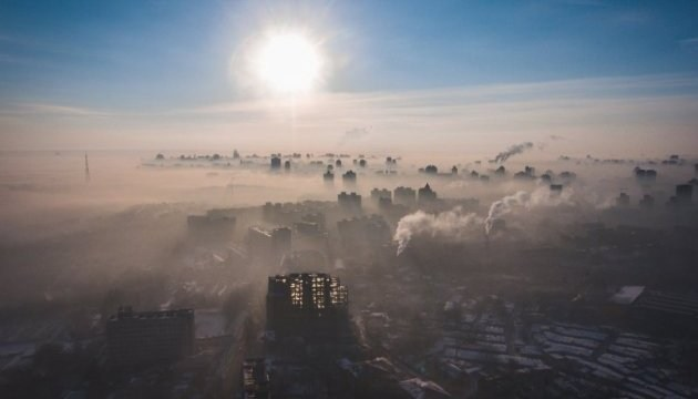 Depuis 10 jours Kyiv «respire» du dioxyde d'azote et du formaldéhyde