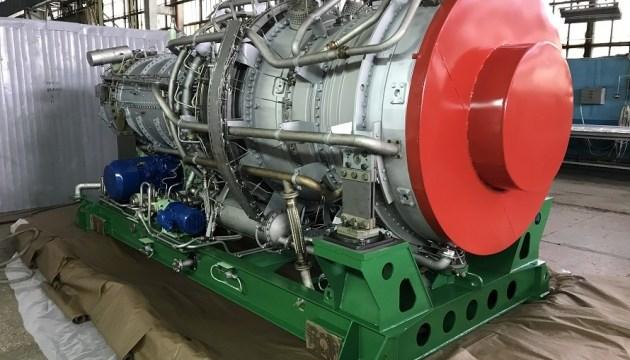Укртрансгаз здійснює технічне оновлення компресорної станції «Гребінківська»
