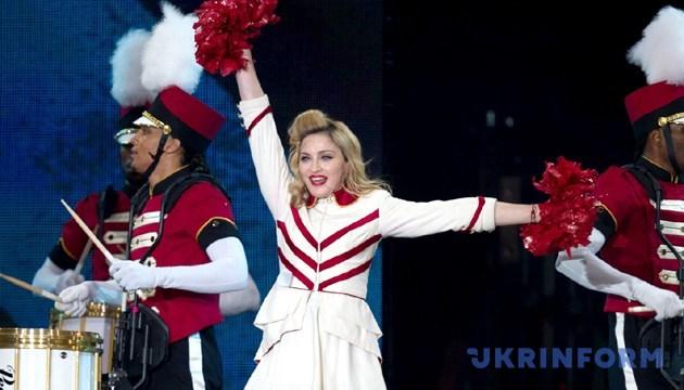 Мадонна перехворіла на COVID-19 під час свого світового турне