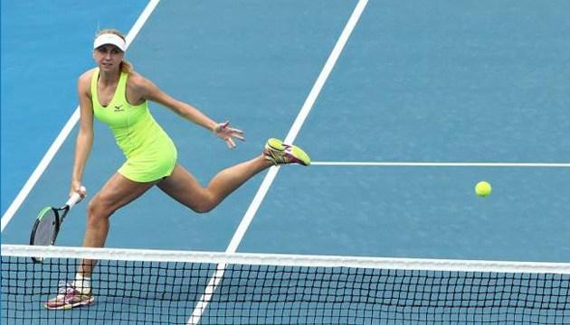 Теніс: Людмила Кіченок залишає парні змагання в Цинциннаті