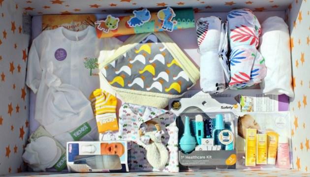 Пакет для малыша: новорожденным бесплатно будут выдавать 25 вещей