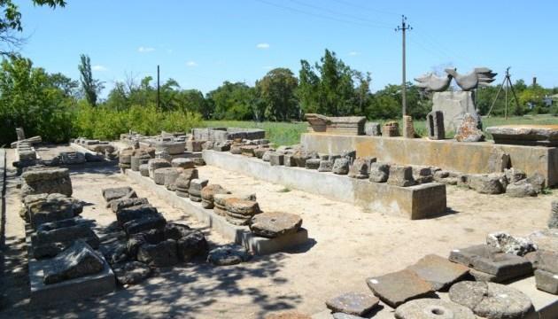 Археологи в Ольвії знайшли античну фортифікацію, що розширює межі міста