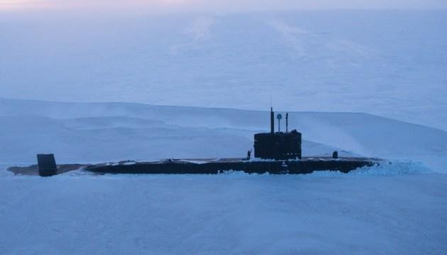 В Британии заявляют о наращивании военных сил РФ в Арктике