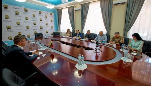 Litauen gibt 2019 1 Mio. Euro für Ostukraine