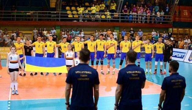 Мужская сборная Украины по волейболу обыграла Швейцарию в отборе Евро-2019