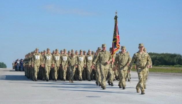 Національна академія СБУ візьме участь у параді військ на Хрещатику