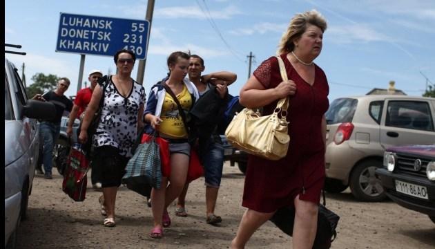 UNO: Größte Krise mit Binnenvertriebenen in Ukraine