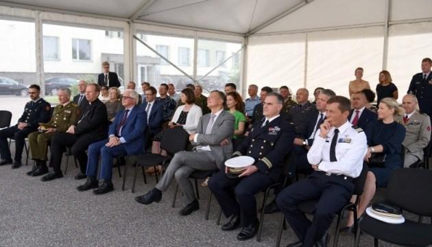 Посол в Литве обсудил присоединение к Центру передового опыта НАТО по энергобезопасности