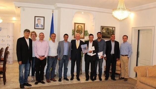 Book on Jordan-Ukraine relations presented in Amman