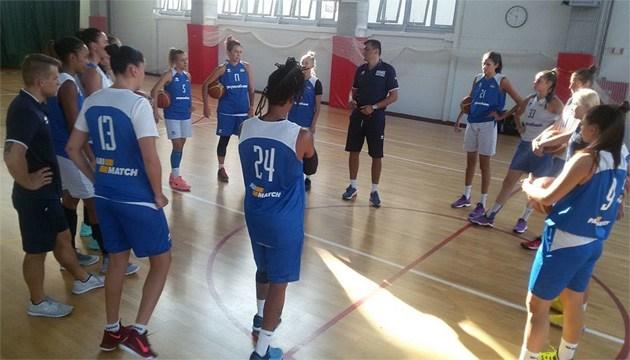 Українські баскетболістки вирушили на турнір до Латвії
