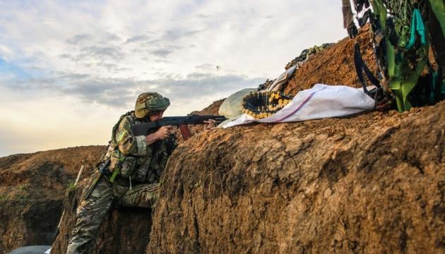 Ostukraine: Terroristen setzen Mörser und Schützenpanzer ein