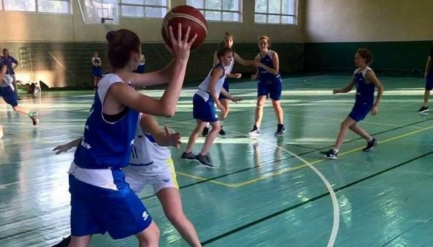 Баскетбол: женская сборная Украины U-14 проиграла сербкам на старте чемпионата Европы