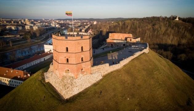 В Вильнюсе снова можно посетить гору Гедиминаса