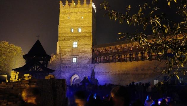 Луцький замок запросив туристів на нічну екскурсію-квест