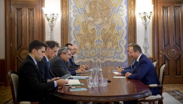 Україна та Ізраїль близькі до Угоди про вільну торгівлю - АП