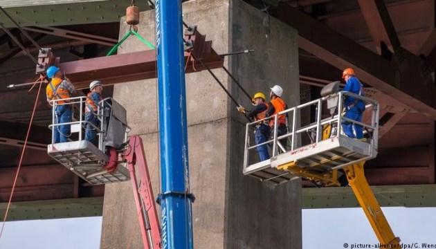 Німецькі промисловці вимагають провести модернізацію мостів у ФРН