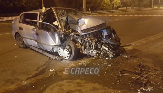Смертельна ДТП у Києві: таксист перебував під впливом наркотиків