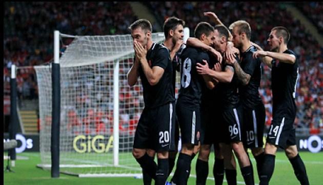 Sorja Luhansk zieht in die Playoffs der Europa League ein
