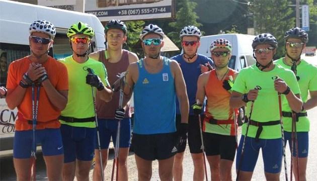 Став відомий склад збірної України на літній чемпіонат світу з біатлону