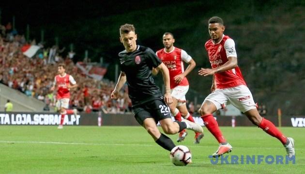 Zorya advances to UEFA Europa League play-offs