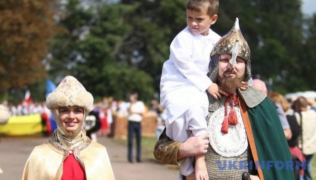Древній Любеч запрошує зануритися в атмосферу Київської Русі