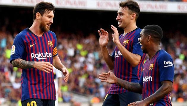 Сегодня пройдут первые матчи в испанской Ла Лиге сезона-2018/19